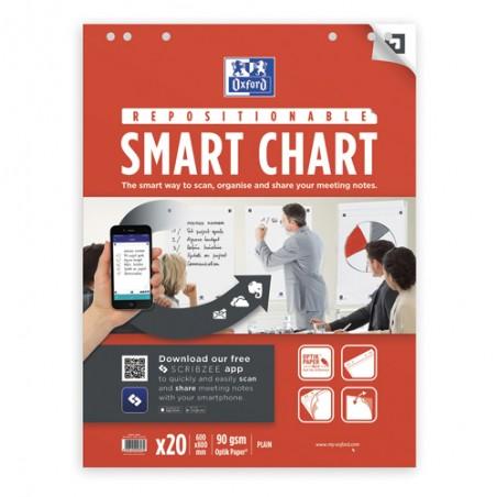 OXF P/20 SMART CHART BLOC BLC 400096276
