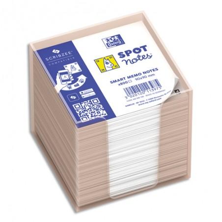 OXF BOITIER GRIS+BLOC CUBE BLC 400096788