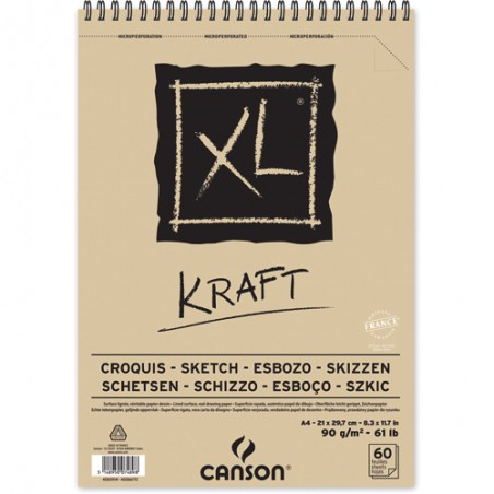 CAN BLOC 60F DESSIN XLKRAFT A4 400039141