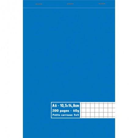 1ER BLOC 60G A6 200P AGRAFE 5X5 423195