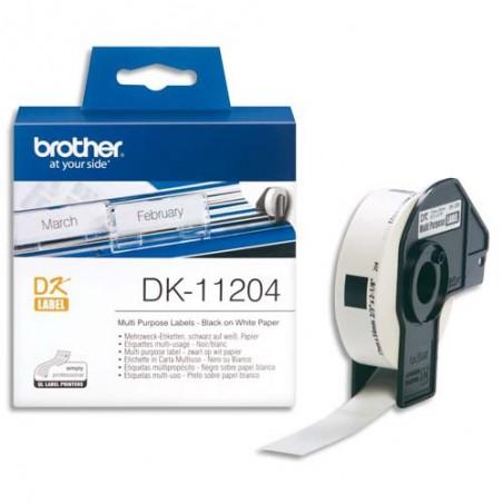BRO R/400 ETIQ MULTI 17X54MM DK11204
