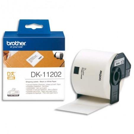 BRO R/300 ETIQ EXPED 62X100MM DK11202