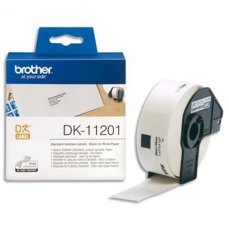 BRO R/400 ETIQ ADRES 29X90MM DK11201