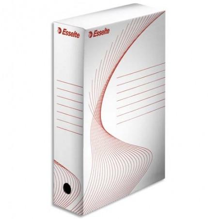 ESD L/5 BOITE ARCH D10CM BOXY BLC 128200