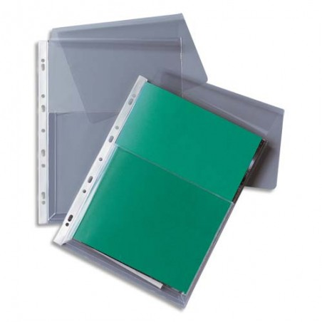 1ER P/10 POCH PLAN PVC 19/100 INC 900004