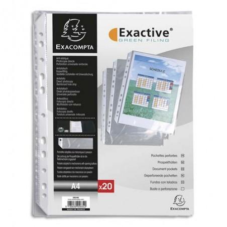 EXA S/20 PCH PERF EXACTIVE A4 PORT 5834E