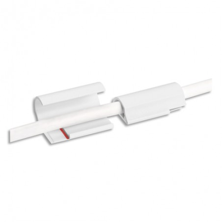 TES PASSE-CABLE + 6ADH BLC 580350001601