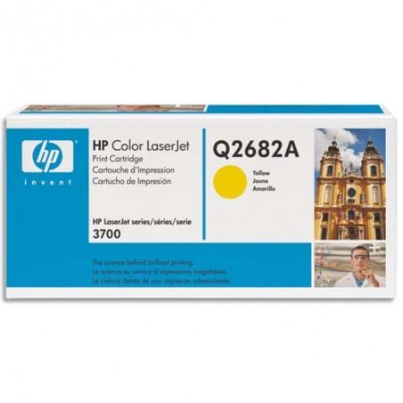 HWP CART LASER JAUNE Q2682A