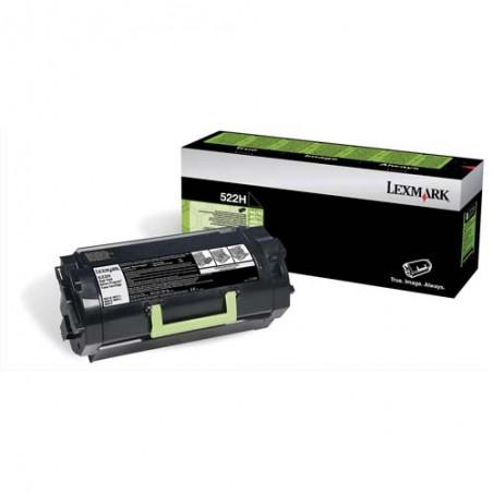 LXM CART TONER NOIR LRP HC 52D2H00