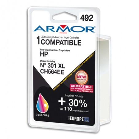 ARM CART COMP JE 3 CL HP 301XL B20416R1