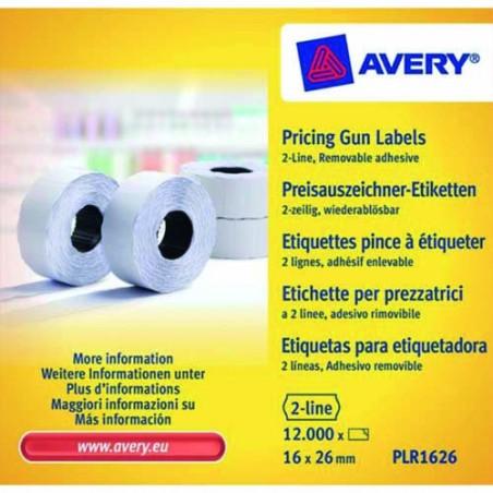 AVE B/10 RLX 1200 ETIQ BLC 26X16 PLR1626
