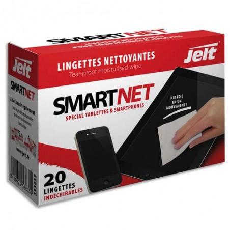 JEL B/20 LINGETTES SMARTNET ININF 253835