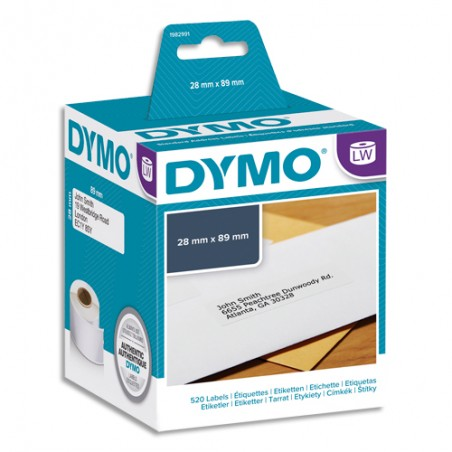 DYM RL/2X260 ETIQ LW ADR 89X28MM 1982991