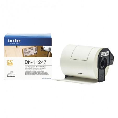 BRO R/180 ETIQ N/B 103.6X164.3MM DK11247