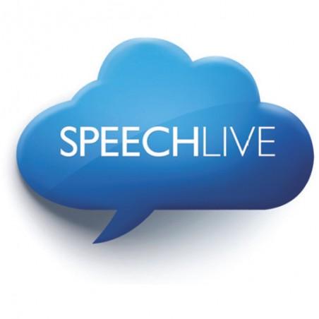 PHS ABONNEMENT SPEECHLIVE 1AN PCL1151/00