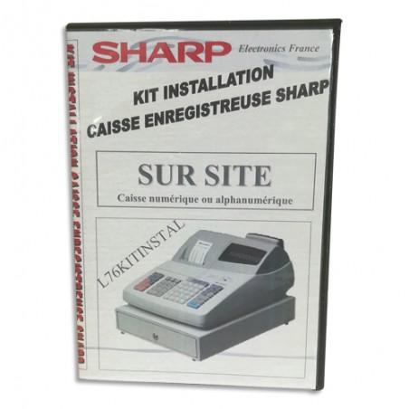 SHP KIT MISE SERVICE SITE L76KITINSTAL