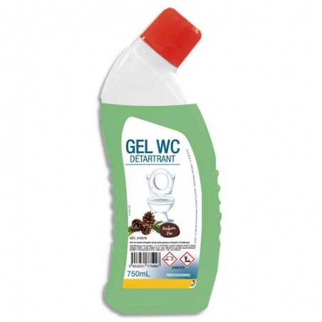 HYG GEL WC DETART 750ML PIN 002032203