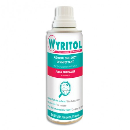 WYR AEROS 150ML ONE SHOT DES PV56074301