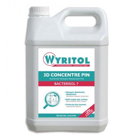 WYR B/5L 3D BACTERI NETOY PIN PV56175201