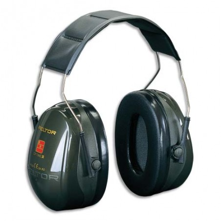 PLR CASQUE ANTIBRUIT OPTIMEII VT H52001