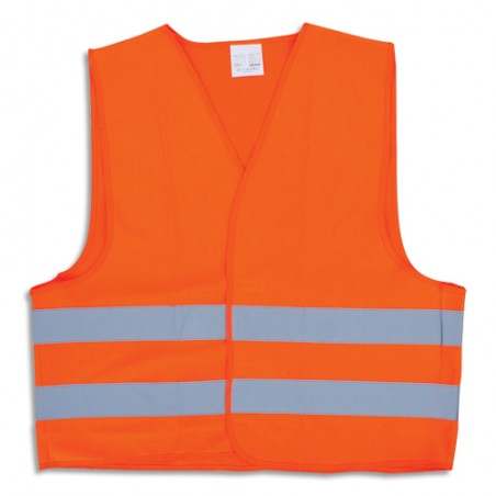VIS VESTE FLUO ORANGE VRXL