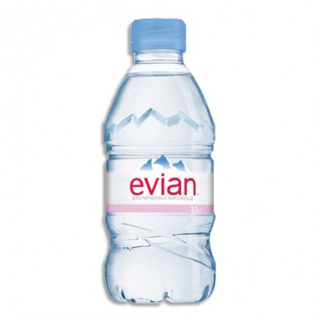 EVI BTLE PLAS EAU EVIAN 33CL 1100000559