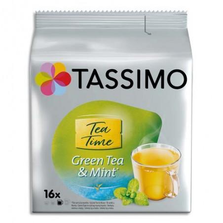 TAS S/16 TASSIMO THE VERT MENTHE 4031553