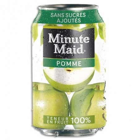 MMD CAN MINUTEMAID POMME 33CL 1100000329