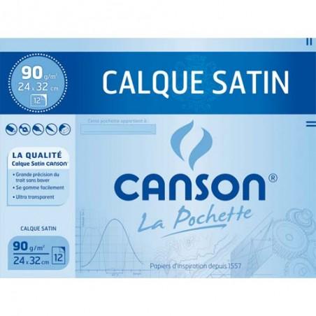 CAN POCH/12F CALQUE 70G 24X32 C200003197