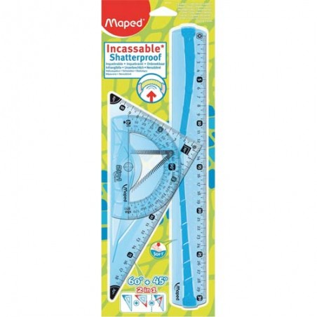 MAE KIT TRACAGE GEOMETRIC INCASSA 897120