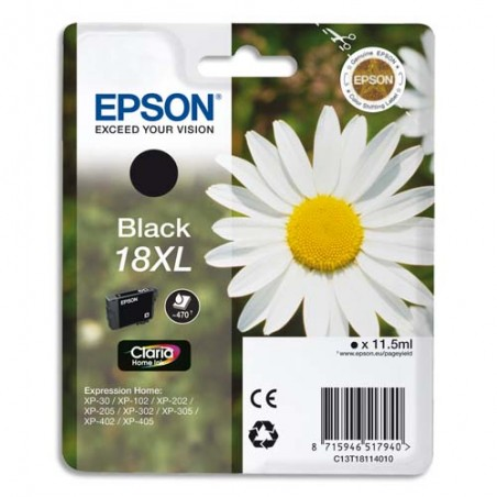 EPS CART J ENCRE NOIR XL C13T18114012/10