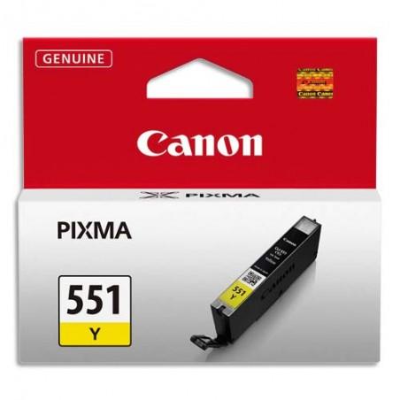 CNO CART JET ENCRE JAUNE 551 6511B001