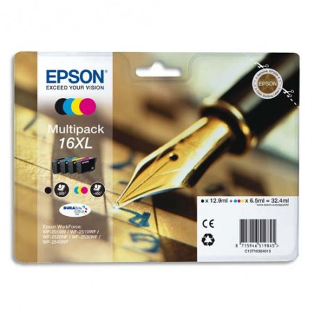 EPS MULTIPACK 4 COUL C13T16364012/10