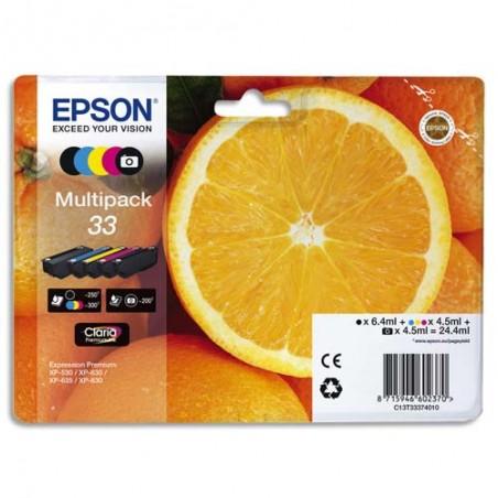 EPS MULTIPACK JE ORANGE C13T33 374011