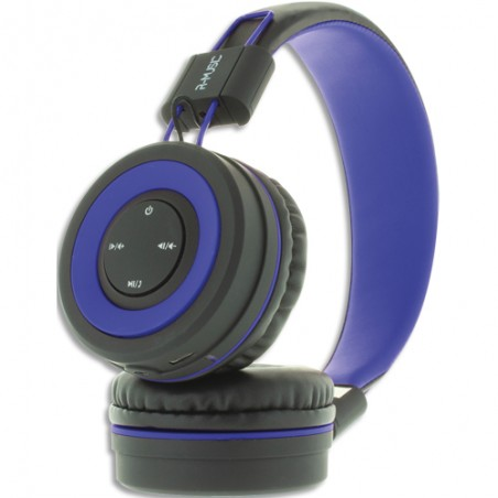 MBY CASQUE BLTH COMMAN MULTI BL RM310732