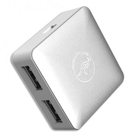 MBY HUB CUBE 4 POR USB 2.0 ARGT ML301655