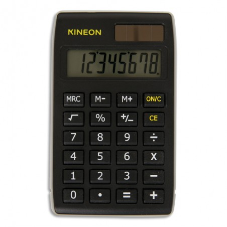 KNN CALCULATRICE DE POCHE DX-310
