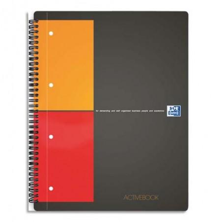 OXF ACTIVEBOOK A4+ 5X5 100104329