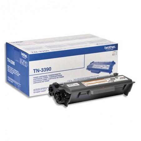 BRO CART TONER NOIR THC TN3390