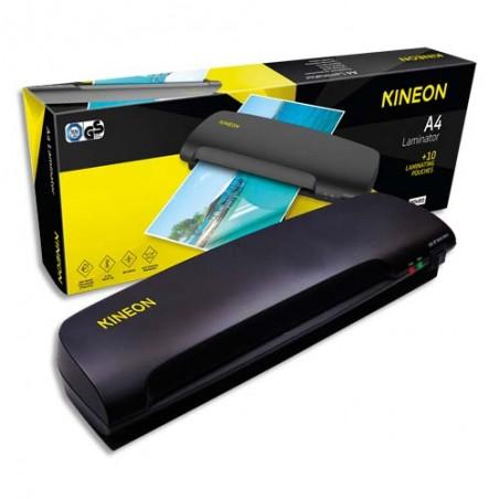 KNN PLASTIF A4 125MIC+10 POCH OFF L403-A