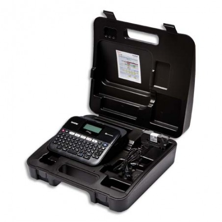 BRO ETIQUET BUR PRO USB 18MM PT-D450VP