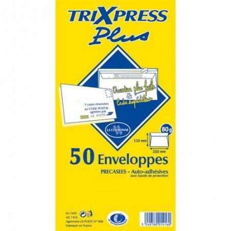 OXF P/50 ENV DL PRECASE 80GADH 100101196