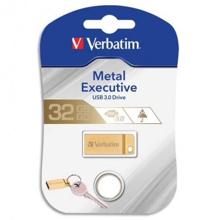 VET CLE USB3 METAL EXE GOLD 32GO 99105