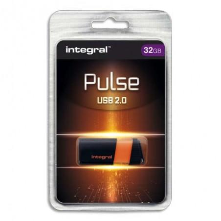 ITG CL USB PULS 32G OG INFD32GBPULSEOR