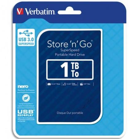 "VET DD USB3 STYLE 2.5"" 1TO BLEU 53200"