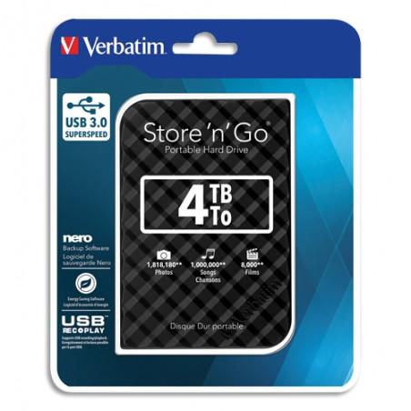 VET DD 2.5'' USB3 STYLE NOIR 4TO 53223