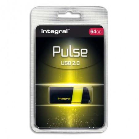 ITG CL USB PULS 64G JN INFD64GBPULSEYL