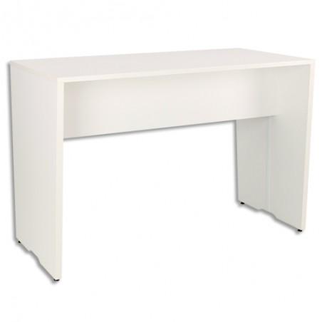 GAU TABLE HTE CENT YES L160 BLC U23.660
