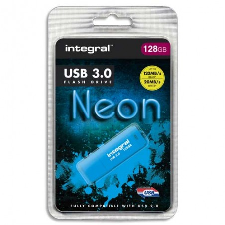 ITG CL USB3 NEON 128G B FD128GBNEONB3
