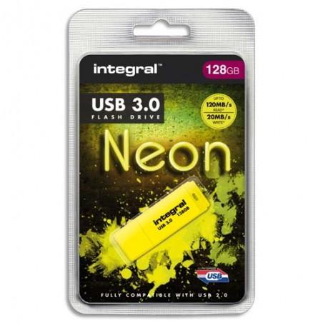 ITG CL USB3 NEON 128G J FD128GBNEONYL3